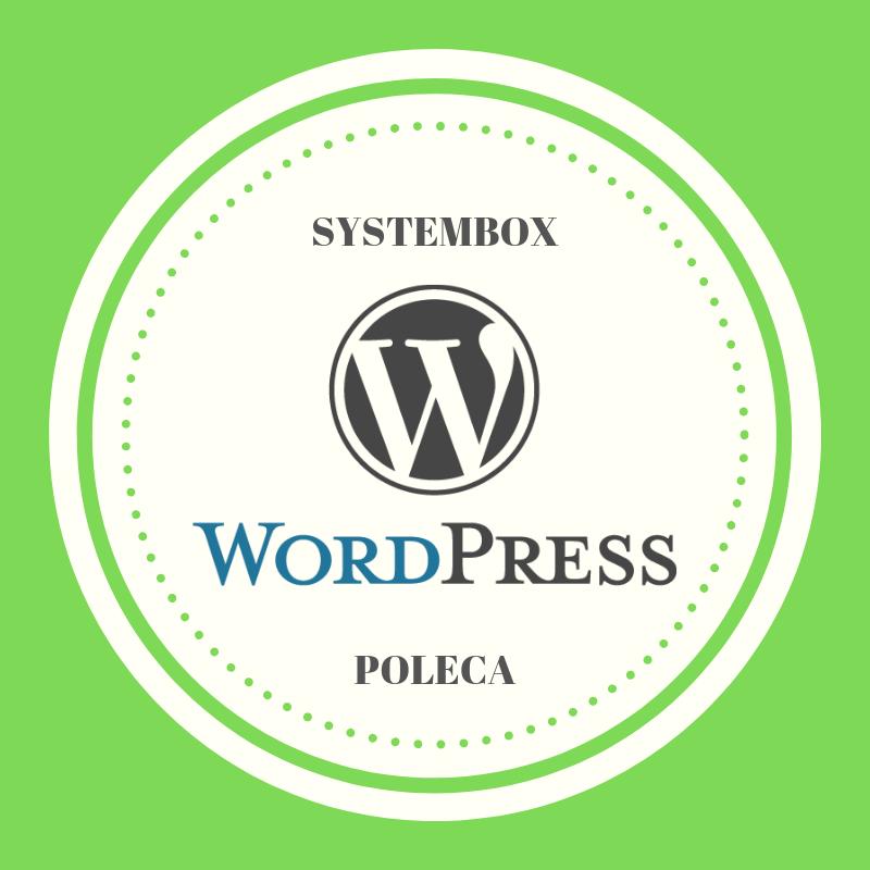 Systembox poleca